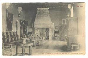 BRETENOUX, Chateau de Castelnau, Lot,  France, 00-10s
