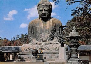 Kamakura Daibutsu - Broze Amita Buddha Statue