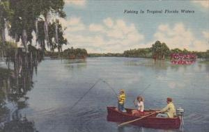Florida Fishing In Tropical Florida Waters