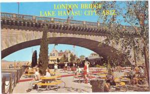 London Bridge, Lake Havasu City, Arizona, AZ, Chrome