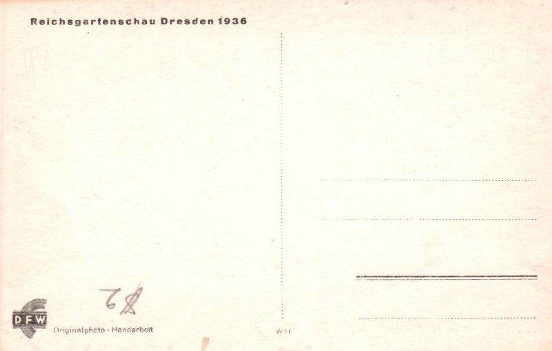 Reichsgartenschau,Dresden,Germany BIN