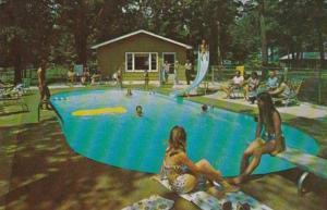 Early 1900s Shrine Country Club, Little Rock, AR Postcard
