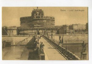 3039907 ITALY Roma - Castel Sant'Angelo Vintage PC