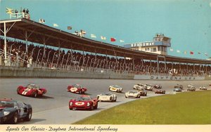 spofrts Car Classic, Daytona International Speeway Automobile Racing, Race Ca...