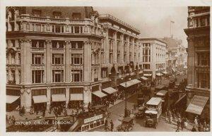RP: LONDON , England, 1931 ; Oxfoed Circus