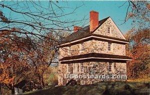 Home of John Chad, Innkeeper - Chadds Ford, Pennsylvania
