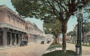 HABANA , Cuba , 00-10s ; Paseo del Prado o de Marti