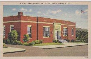 North Carolina North Wilkesboro United States Post Office