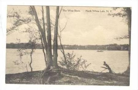 The West Shore, North White Lake, New York, 00-10s