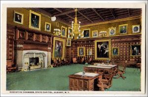 Executive Chamber, Albany NY
