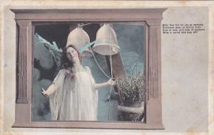 Angel ringing bells, Poem, 10-20s