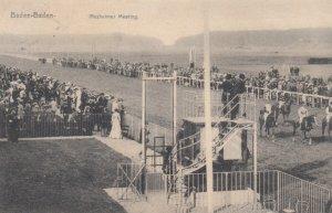 Rennplatz , Iffezheim b. BADEN-BADEN , Germany , 00-10s Horse Race Track #2