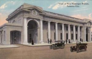 Panama View Of New Railway Passenger Station Panama City