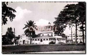 Old Postcard Cameroon Government Place