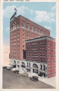 HARTFORD, Connecticut; Hotel Bond, 10-20s