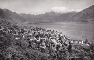 Switzerland Locarno Lago Maggiore Photo