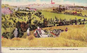 International Harvester Co. - Scene on French Farm