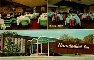 Michigan Plymouth Thunderbird Inn Dining Room & Lounge