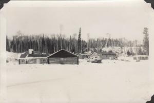 RP: Logging Camp #17 , Minn. , 1900-10s