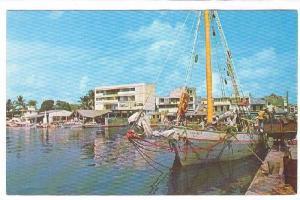 Le Havre Et Club Nautique, Pointe-A-Pitre, La Guadaloupe, 40-60s
