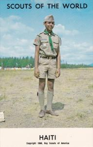Boy Scouts of the World, HAITI, 1960´s