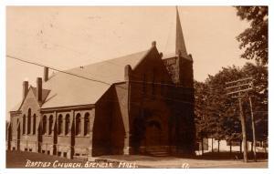 Massachusetts  Spencer , Baptist Church ,  RPC