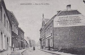 HOUGAERDE , Belgium , Rue du Tir a l'Arc, 1919