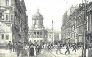 Town Hall Liverpool UK, England, Great Britain Unused