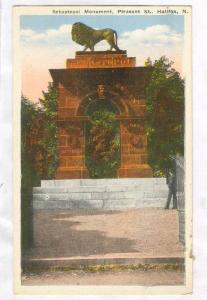 Sebastopol Monument, Pleasant Street, Halifax, Nova Scotia, 00-10s