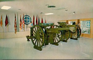Missouri Independence Harry S Truman Library 35th Infantry Division Exhibit