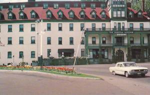 Exterior, Preston Springs Gardens Ltd.,  retirement home,  Ontario,  Canada, ...