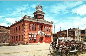 Chrome HISTORICAL SCENE Victor - Near Colorado Springs Colorado CO AH9261