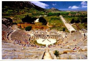 Turkey - Ephesus, Izmir. Great Theatre