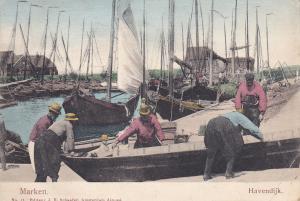 MARKEN , Netherlands , 00-10s : Havendijk