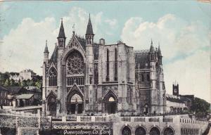 CORK, Ireland, 1900-1910's; St. Colman's Cathedral, Queenstown