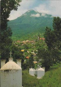 The Village, View From The Calvary, Martinique, France, 50-70s