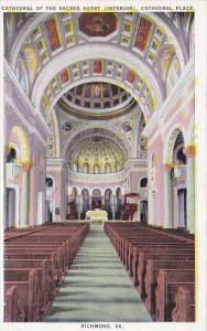 Cathedral Of the Sacred Heart Cathedral Place Richmond Virginia