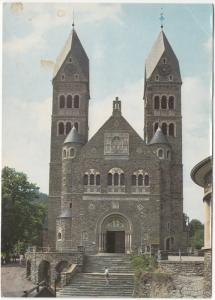 CLERVAUX, Eglise paroissiale, unused Postcard