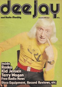 Terry Wogan Jimmy Saville ISSUE TWO Radio 1 DJ 1970s Magazine