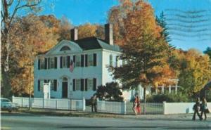 The Old Corner House, Stockbridge Historical Society, Mas...