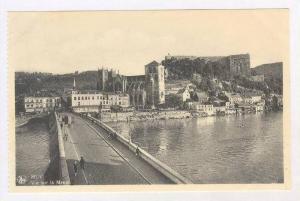 HUY, Belgium, 00-10s Vue sur la Meuse