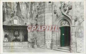 Postcard Modern Rocamadour (Lot) La Douce France Tomb of St Amadour