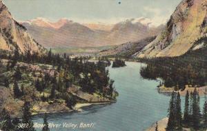 Bow River , BANFF , Alberta , Canada , 00-10s