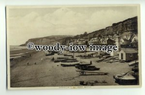 h1152 - The West Beach at Shanklin , Isle of Wight - multivew postcard