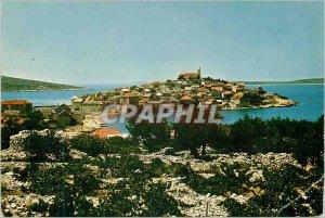 Modern Postcard Panorama Primosten