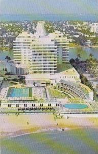 Florida Miami Beach Eden Roc hotel Cabana And Yacht Club