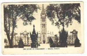 RP, The House Of Parliament, Ottawa, Ontario, Canada, PU-1946