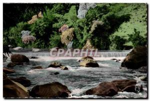 Canada - Newfoundland - Gros Morne - White River - White River - Old Postcard