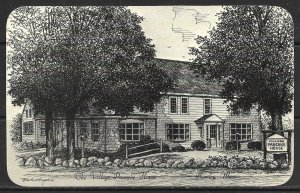 Massachusetts, Rowley - The Village Pancake House - [MA-048]