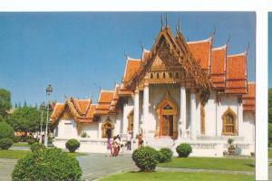 Postal 046055 : Wat Benchamabophitr (Marble Temple). Bangkok Thailand
